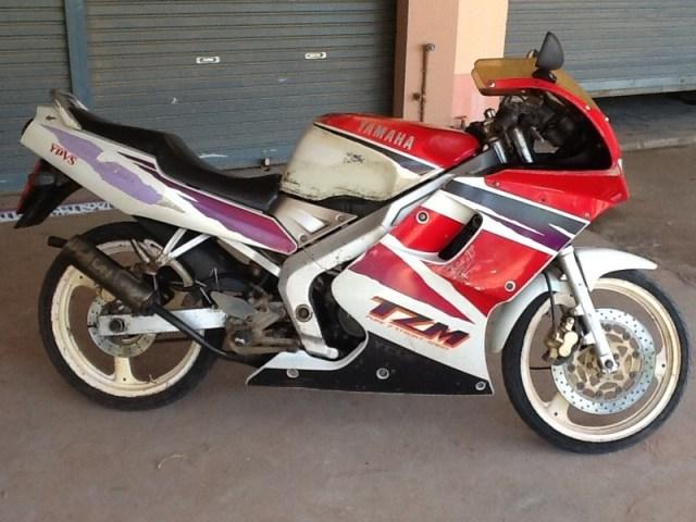 Yamaha TZM 150 3