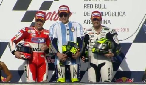 podium motogp argentina 2015