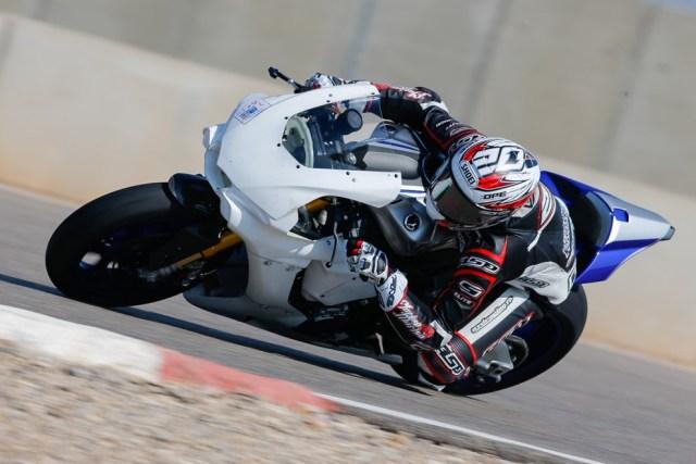 Yamaha YZF R1M 2015 2