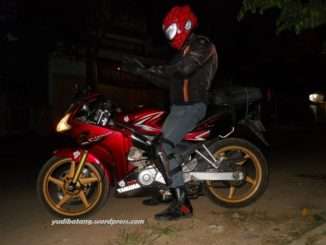 pengalaman solo riding malam yang seram
