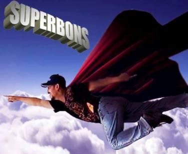 Bonsai biker superman