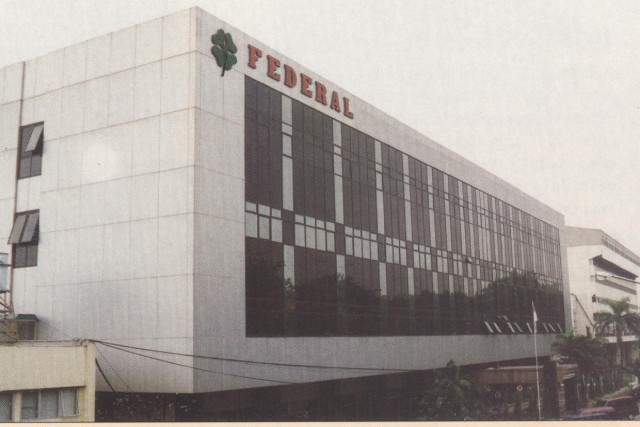 Gedung Federal motor atau AHM 1996