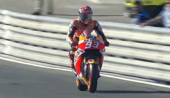 Marquez FP1