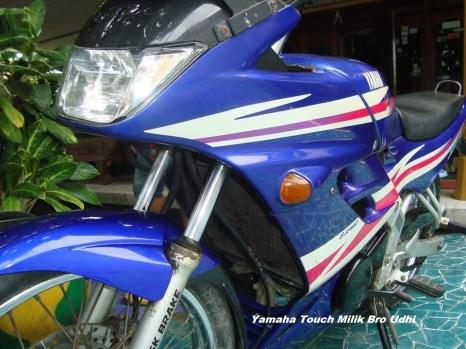 Yamaha Touch 125