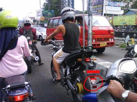 anak klub motor