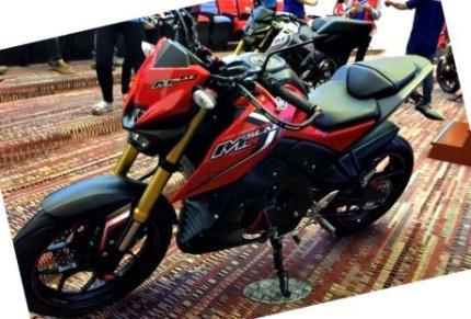Yamaha MT15 2