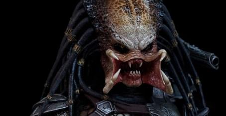 Predator-Face