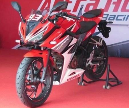 New Honda CBR150R 2016