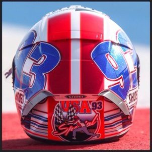 Helm Marquez Motogp Austin 2016 4