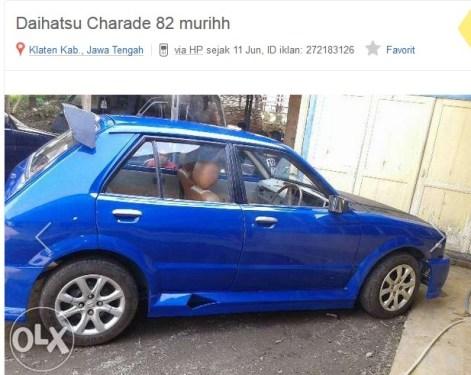 charade murih-83-dijual