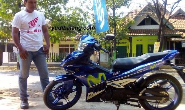 penjualan yamaha mx-king