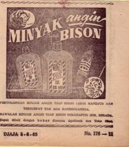 Minyak Bison