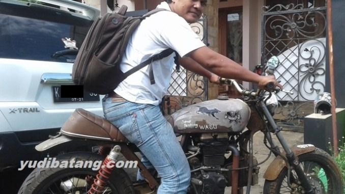 riding gear atau perlengkapan naik motor
