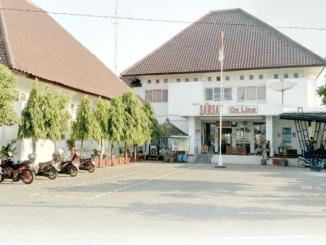 Bayar pajak motor di Samsat Batang