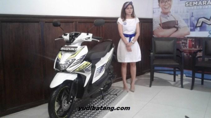 Spek dan harga Suzuki NEX II