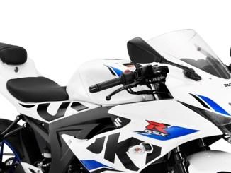 Suzuki GSX-R150 Putih