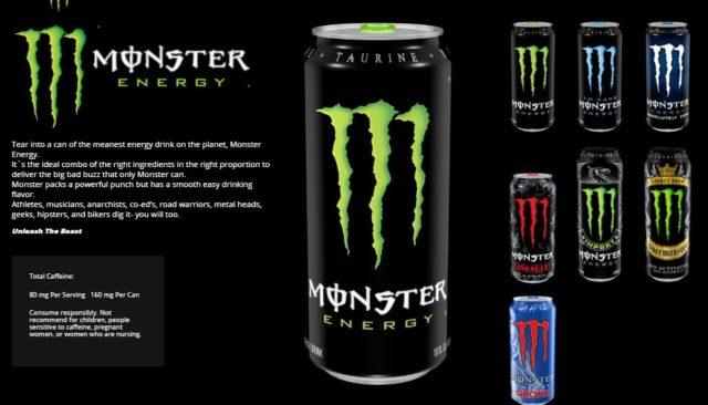 sejarah Monster Energy