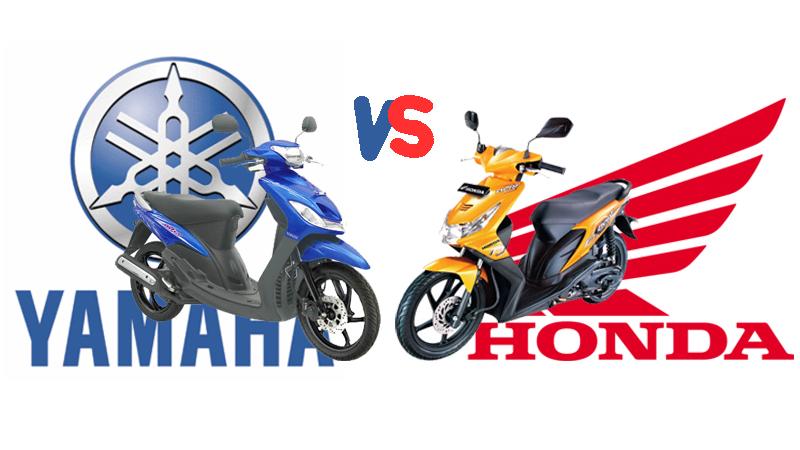 Daftar matik yamaha yang gagal menghadapi matik Honda