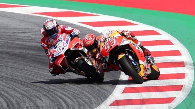 hasil balap motogp austria