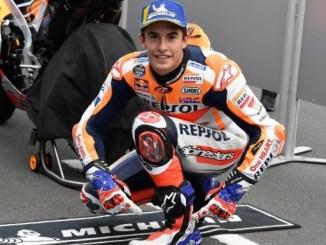 Marquez start terdepan MotoGP Australia