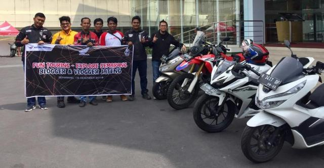 BlogVlog jateng Fun Touring