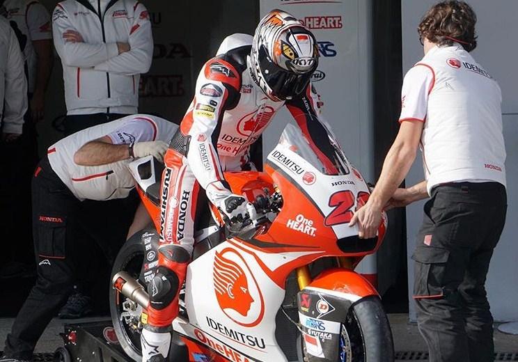 Hasil test Moto2 di jerez spanyol, Dimas posisi 2 dari belakang. Berat!