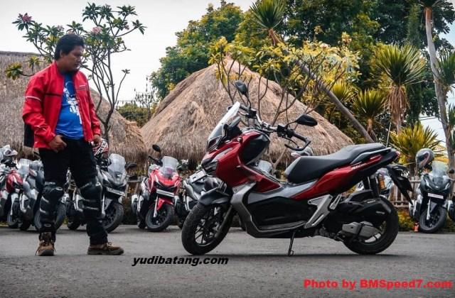 Honda ADV150 dinobatkan