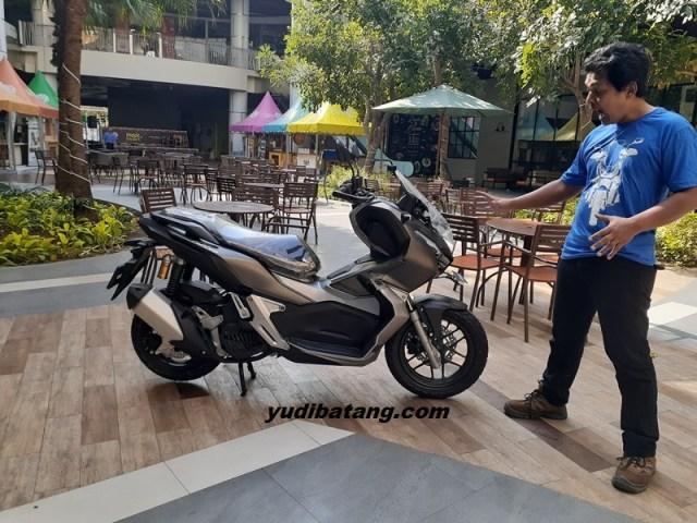 Honda ADV150 dinobatkan motocycle of the year 2019 forwot