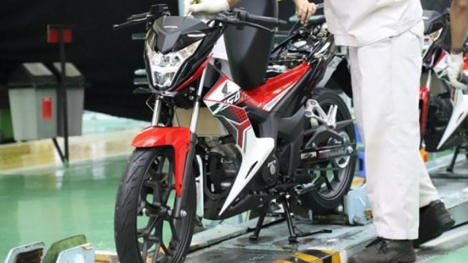 Honda Sonic 150R 2019