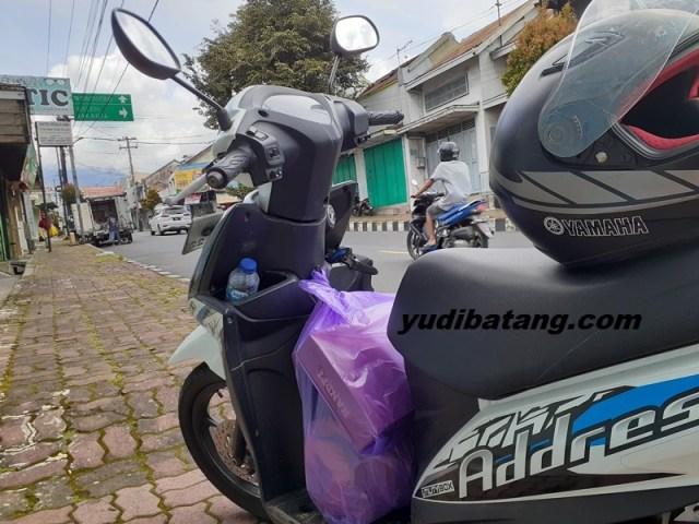 Naik motor lebih aman