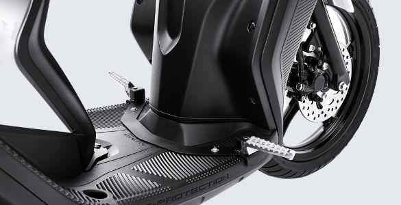 matik baru yamaha gear 125