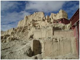 Королевство Гуге – крепость царя Гуге