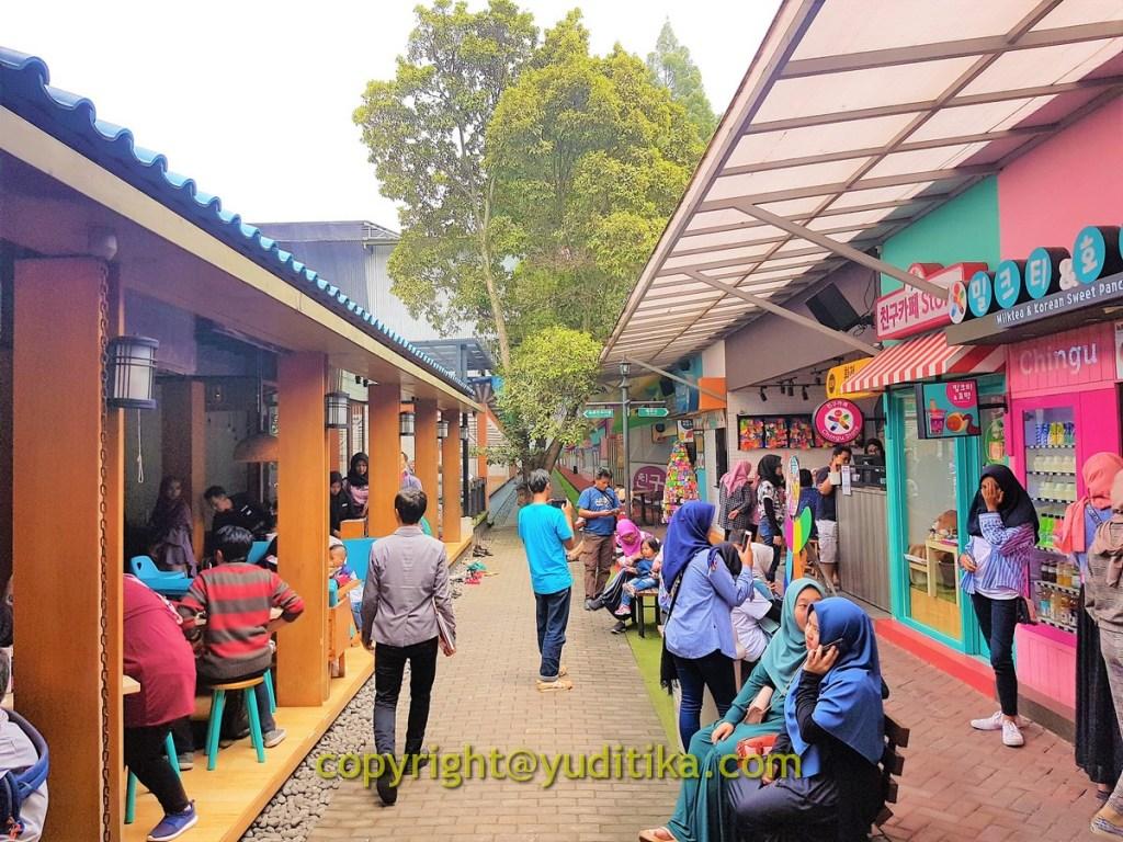 Dongdaemun Street Little Seoul Bandung