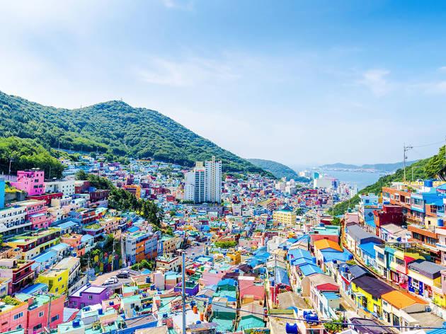 Ide wisata ke korea - busan