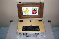 Raspberry Notebook