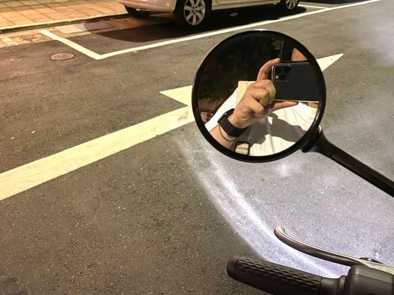 GoShare 後照鏡