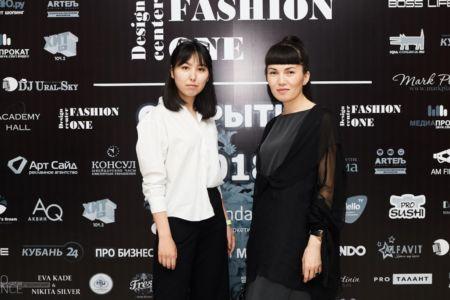 Открытие Дизайн центра Fashion One
