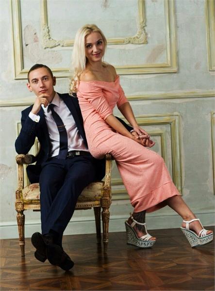 Абдулаевы Дарья и Николай