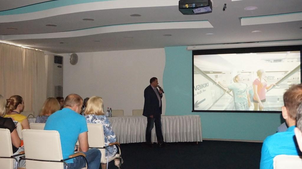 Скляренко Дмитрий Игоревич, Генеральный директор компании «GoPark», учредитель сети веревочных парков «ПандаПарк»