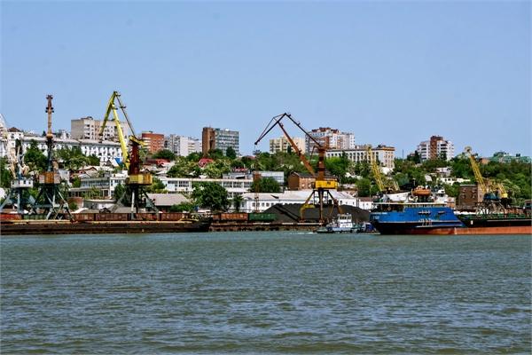 Ростовский речной порт