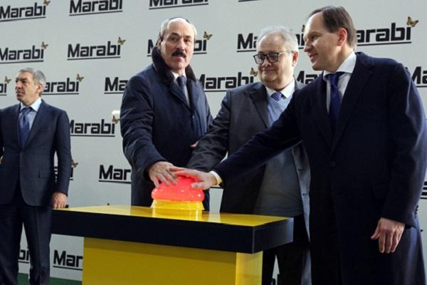 Дагестан завод Мараби