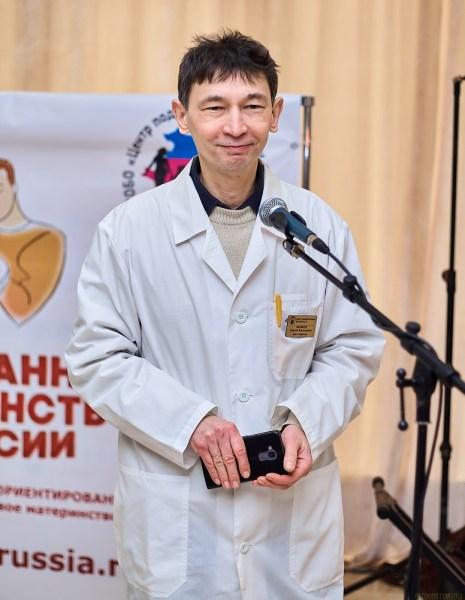 врач Центра доктора Бубновского