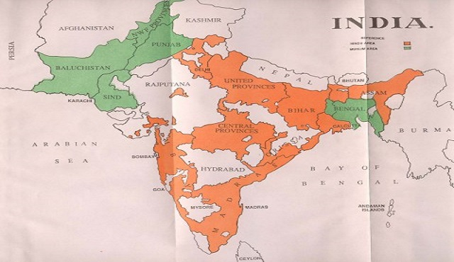 Partition of India