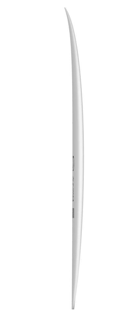 Wabi Shortboard Side View