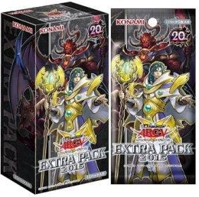 EXTRA PACK 2015