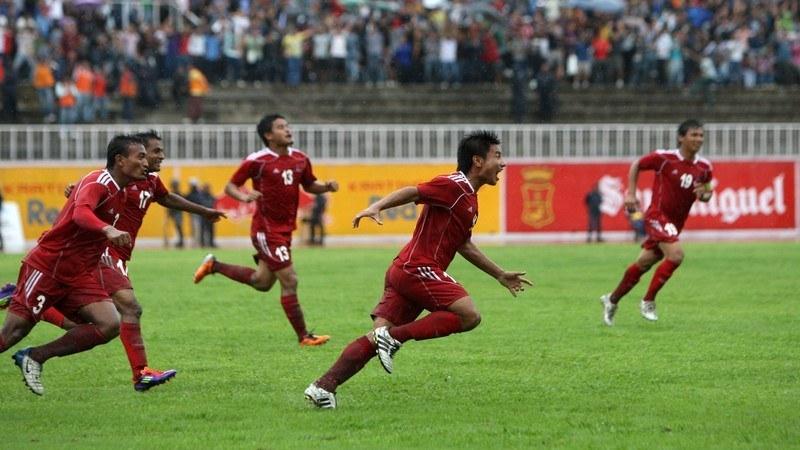 फुटबल प्रशिक्षण तयारी : खेलाडीहरु दुई साता होटलमा, पीसीआर टेष्टपछि मैदानमा