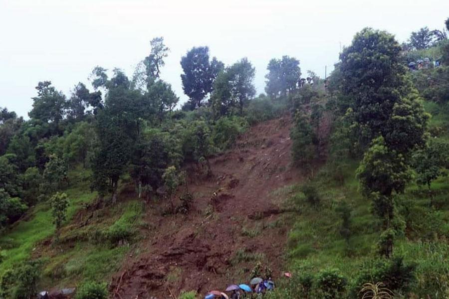 कास्कीमा पहिरोमा परि मृत्यु हुनेको संख्या ७ पुग्यो