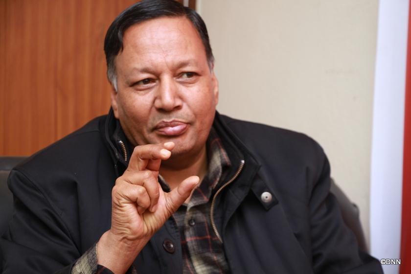 नेपाल कम्युनिष्ट पार्टी (नेकपा)'को समस्या समाधानको लागिनयाँ आधारमा नयाँ एकता' गर्नुपर्ने आवश्यकता :पौडेल