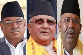 राजनीतिक र कूटनीतिक कमजोरी भइसक्यो, राजीनामा दिनुस् : प्रचण्ड र नेपाल