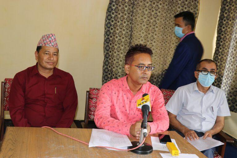 नेपाल टेलिभिजन कोहलपुर प्रसारण केन्द्र प्रादेशिक च्यानलका रुपमा रुपान्तरण :महाप्रबन्धक गोविन्द रोका सचिन